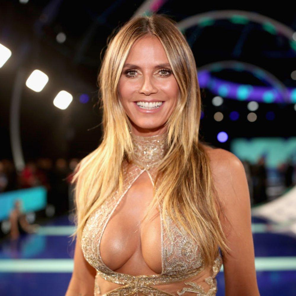 Heidi Klum zeigt sich nackt