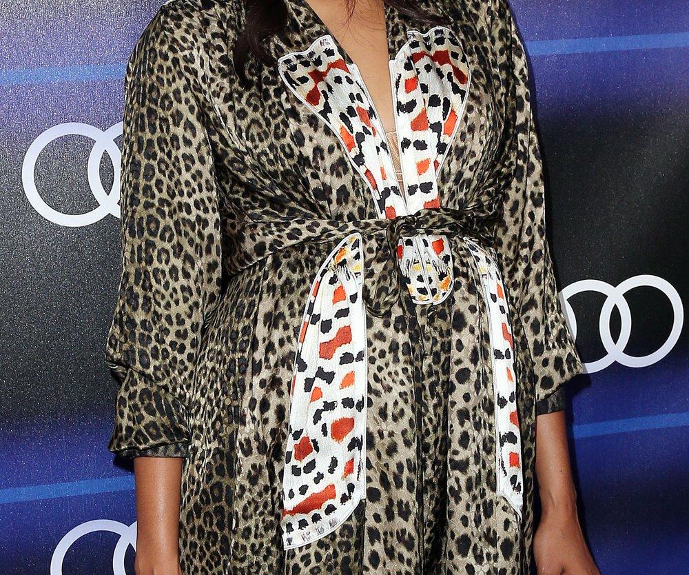 Zoe Saldana erwartet Zwillinge