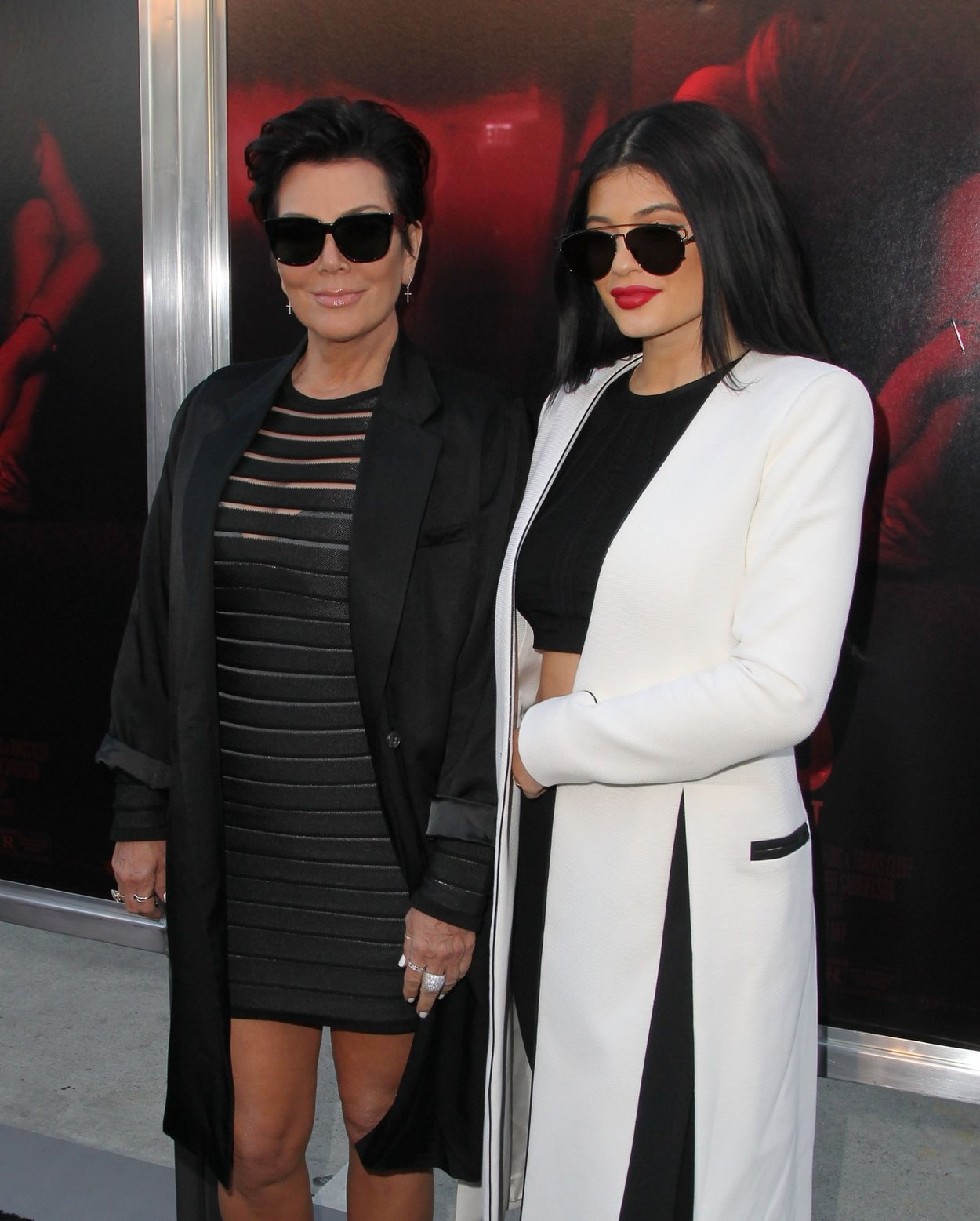 Plant Kris Jenner Kylies gesamte Karriere?