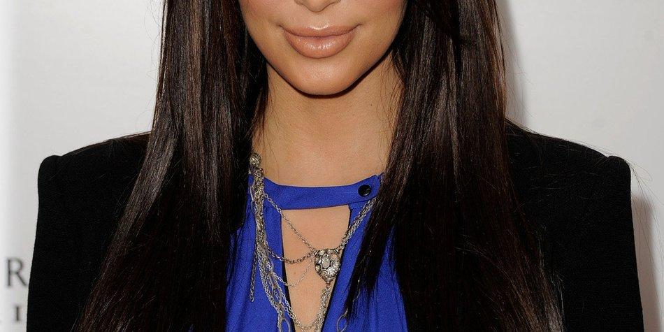 Kim Kardashian: Keine Lust mehr auf Scheidungs-Witze
