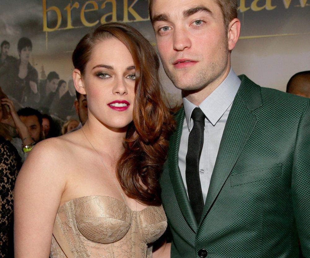 Kristen Stewart: Spielt sie mit Robert Pattinson?