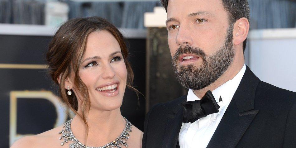 Jennifer Garner: Ben Affleck wünscht sich viertes Kind