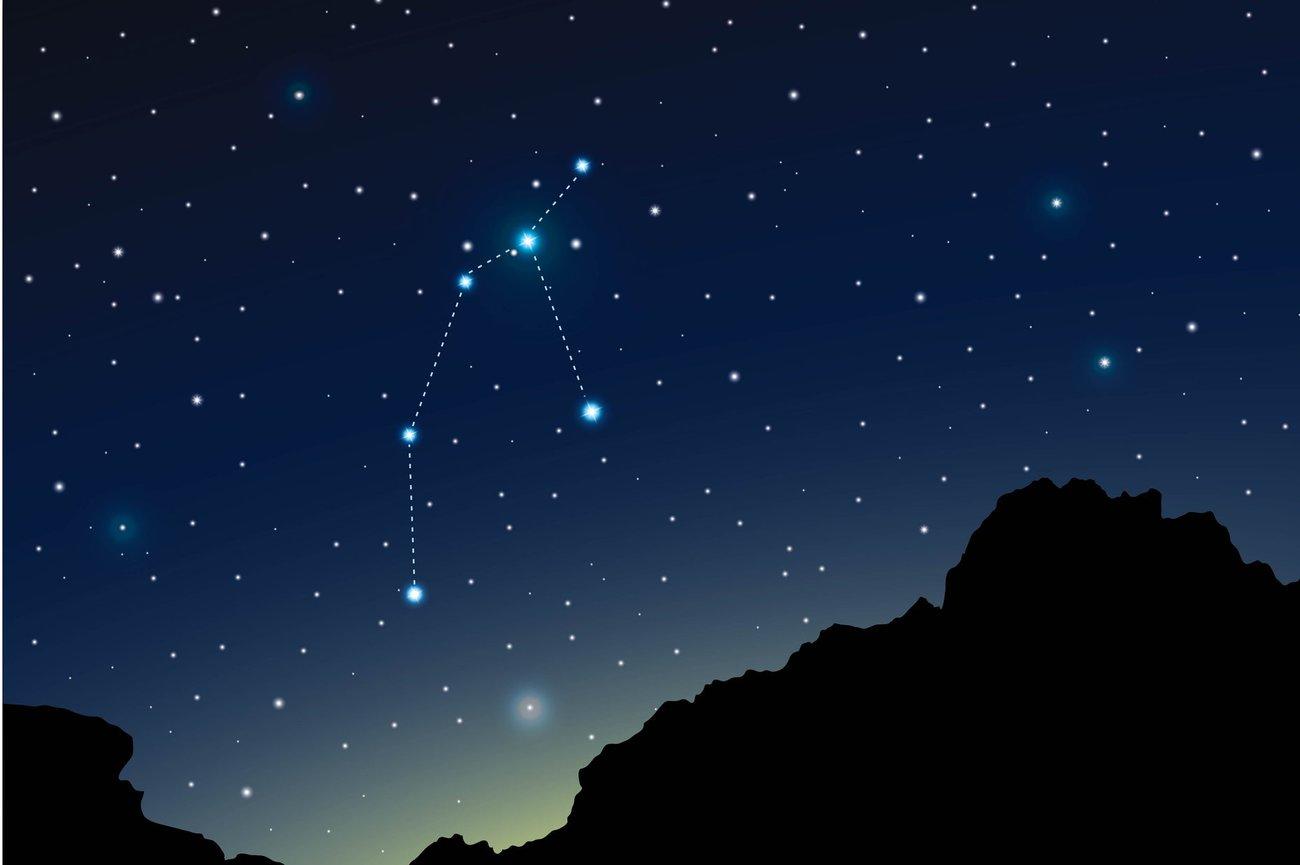 Perseus Sternbild Perseiden