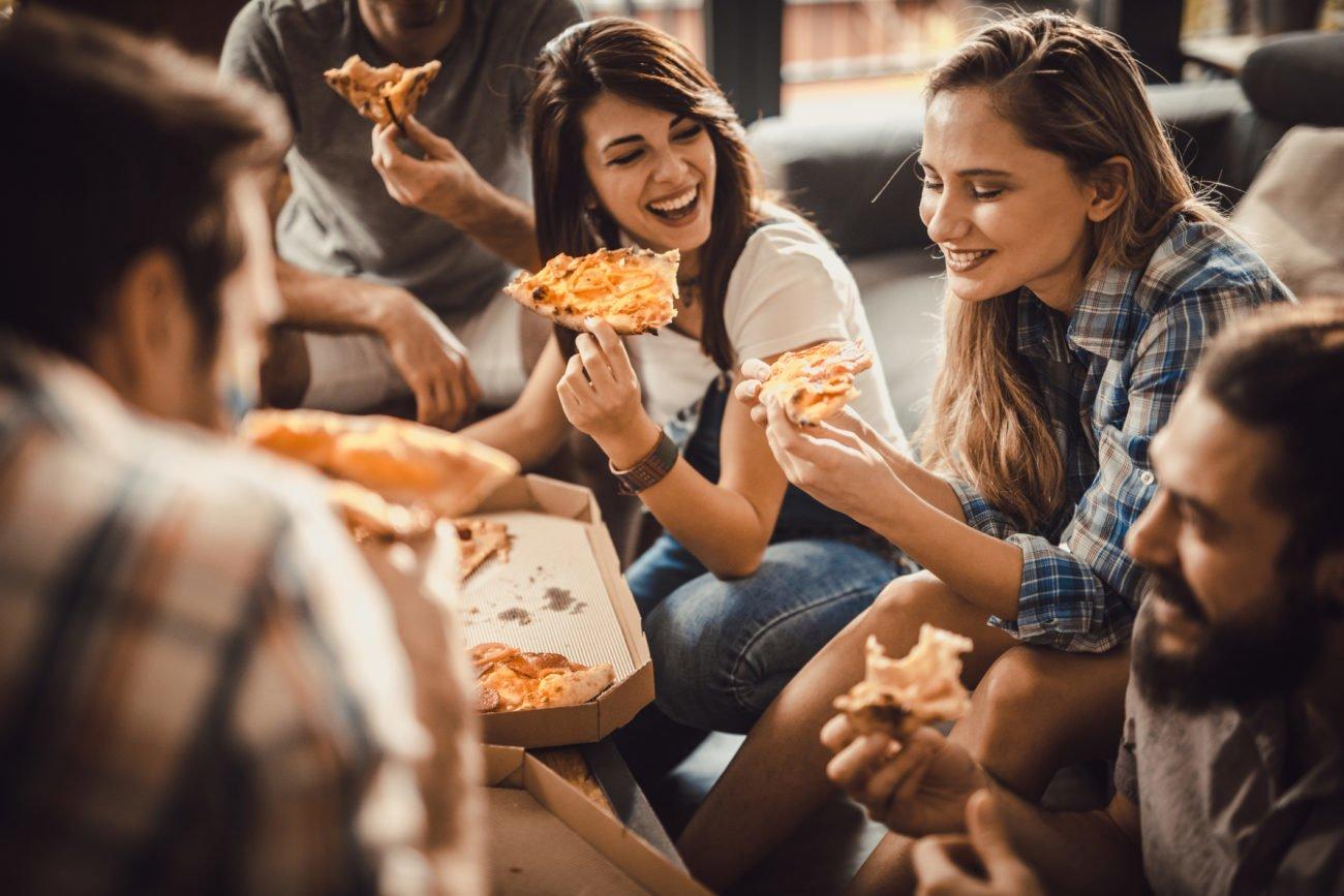 Pizza frattern
