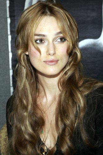 Keira Knightly spielte in 'Thunderpants' mit.