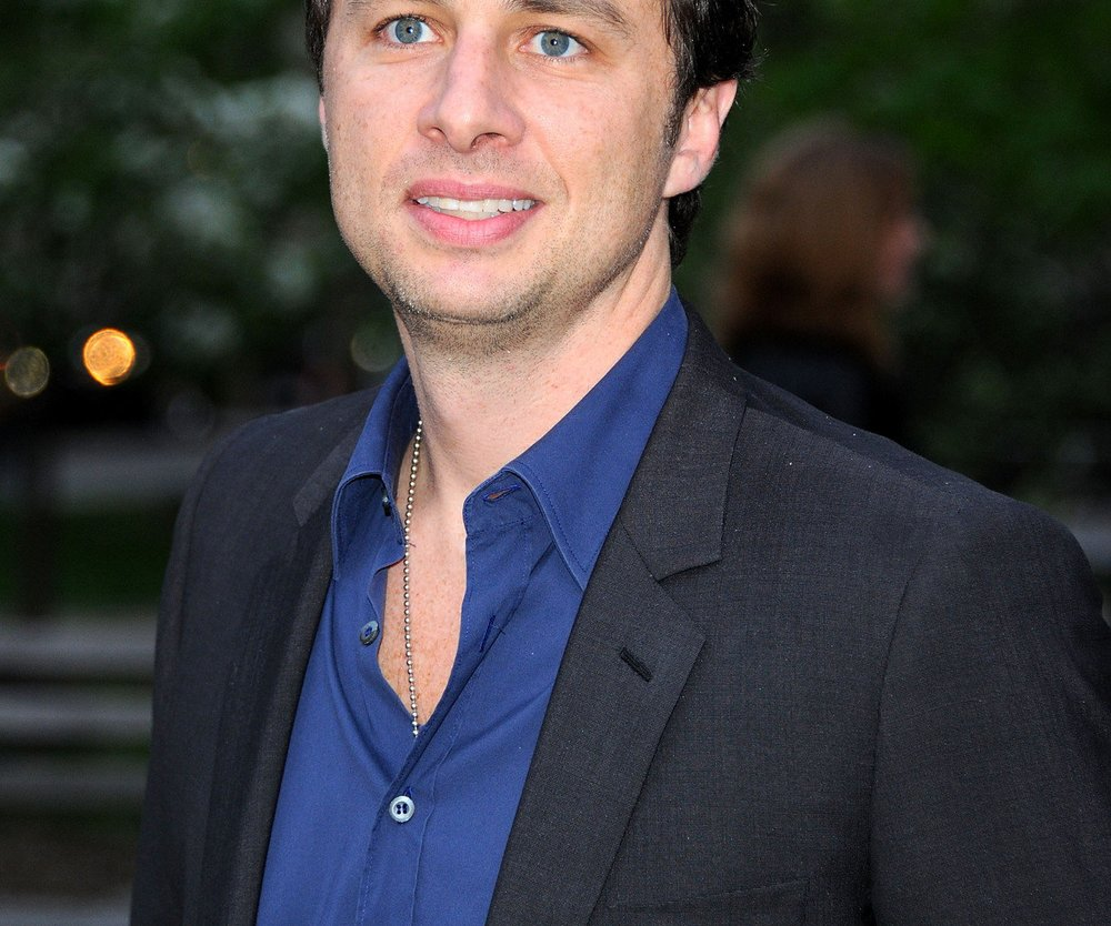 Scrubs-Star Zach Braff: Rolle in Oz