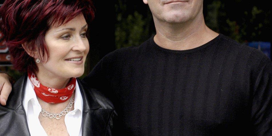 Sharon Osbourne: Sauer auf Simon Cowell