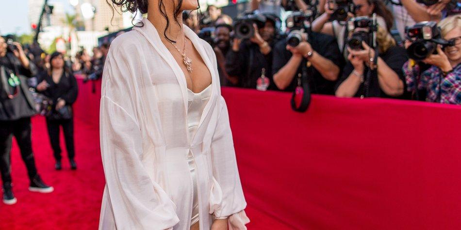 "Rihanna bald im ""Playboy""?"