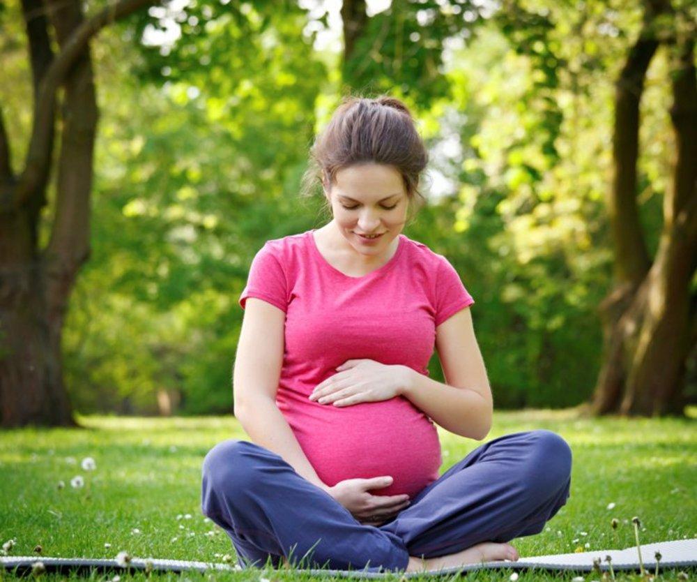 Deine Schwangerschaft im 8. Monat