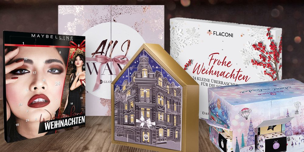 Beauty-Adventskalender 2018