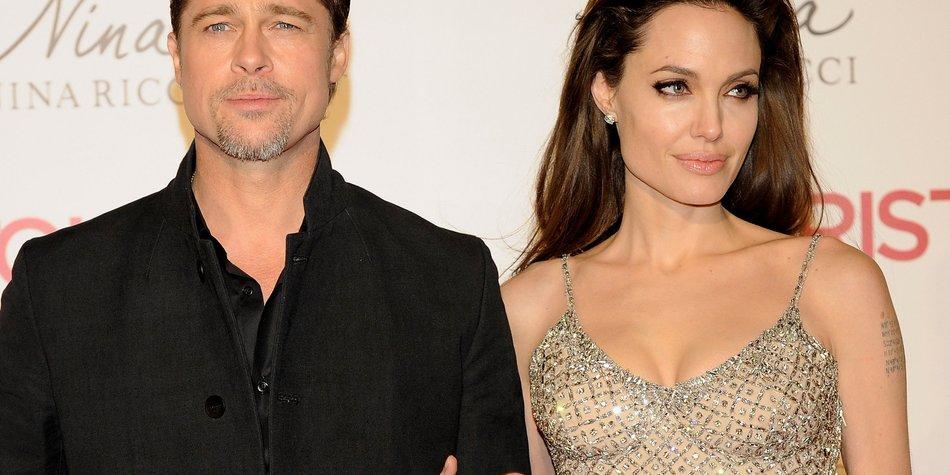 Brad Pitt will Sex-Tape von Angelina Jolie finden