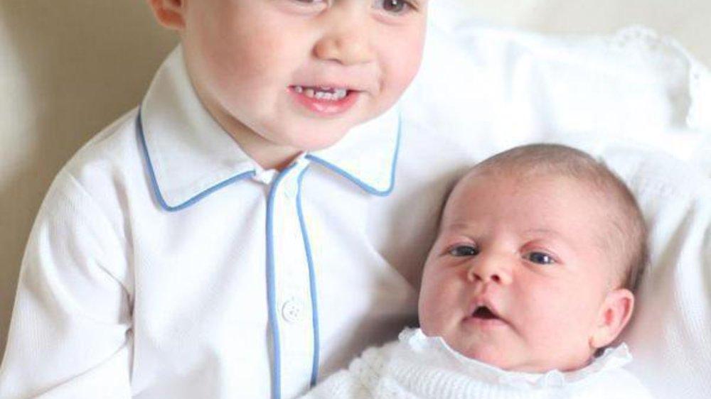 Prinzessin Charlotte: Die Familienfotos haben Tradition
