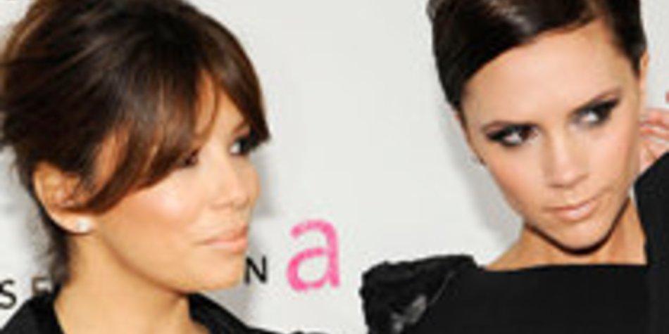 Eva Longoria will sein wie Victoria Beckham