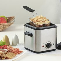 Let's do your french fry by using deep fryer machine comfortable and fast