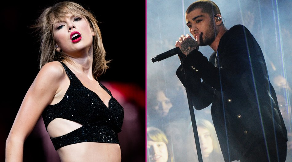 Taylor Swift und Zayn Malik