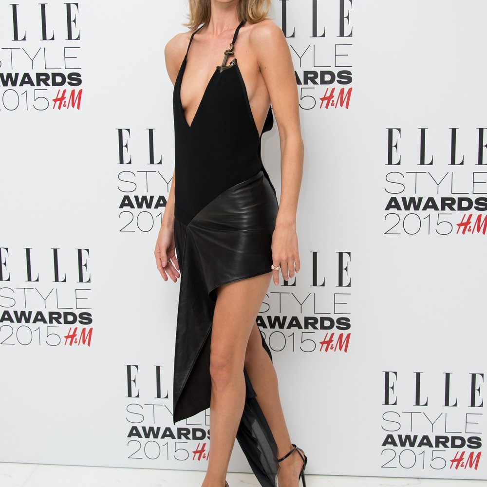 "Rosie Huntington-Whiteley ist ""Model of The Year"""