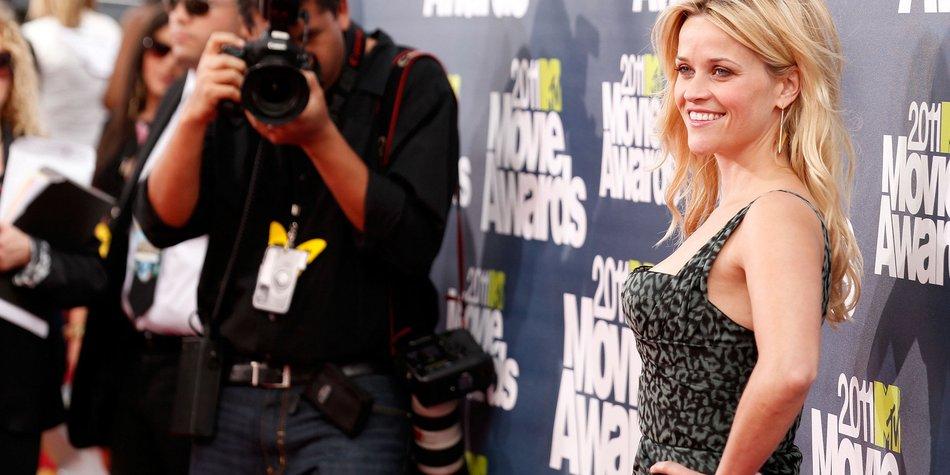 Reese Witherspoon: Robert Pattinson macht sie zur Lesbe!
