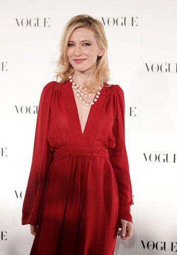 Cate Blanchett auf dem australischen VOGUE Event