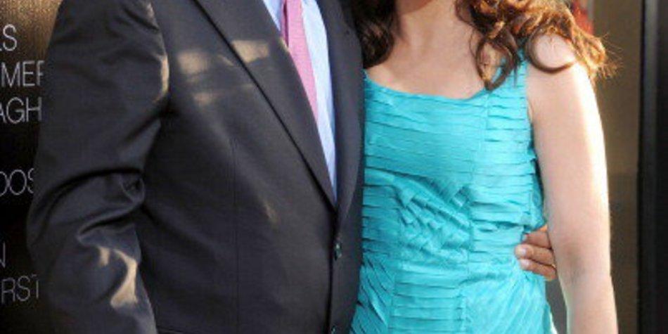 Kristin Davis und Aaron Sorkin haben sich getrennt