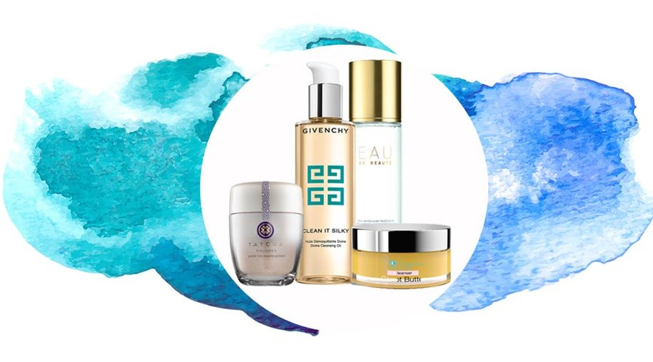 Givenchy, Tatcha, The Organic Pharmacy, Guerlain