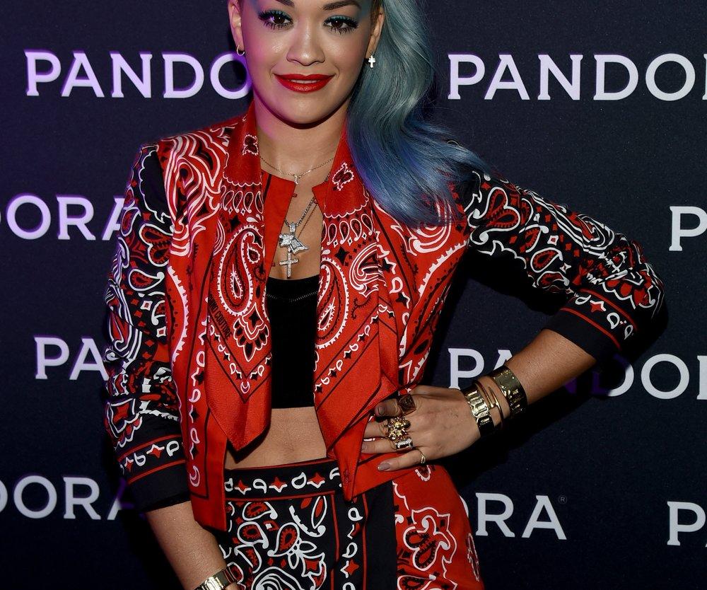 Rita Ora leidet noch unter der Trennung