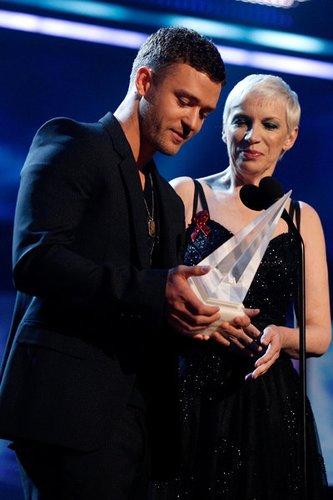 Justin Timberlake - Sieger bei den American Music Awards