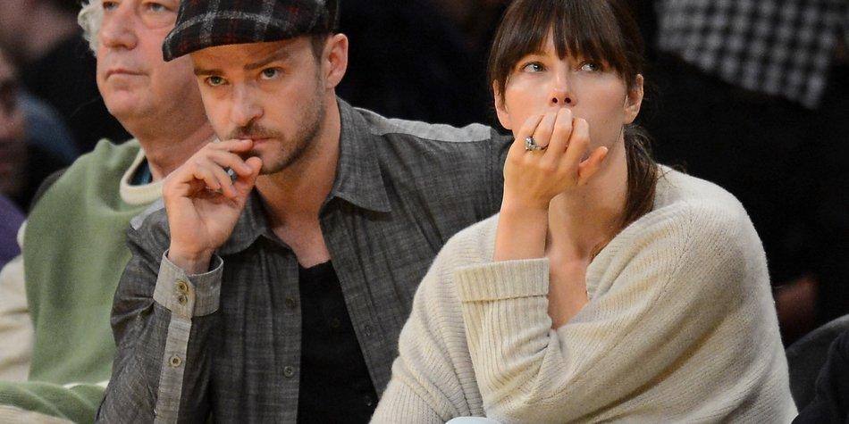 Justin Timberlake: Wartet er auf ein Kind?
