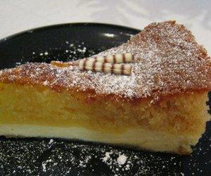 Dreh- Dich- Um- Kuchen oder Zauberkuchen