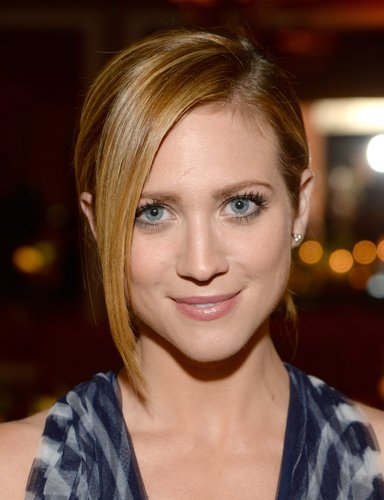 Brittany Snow: Langer Pony
