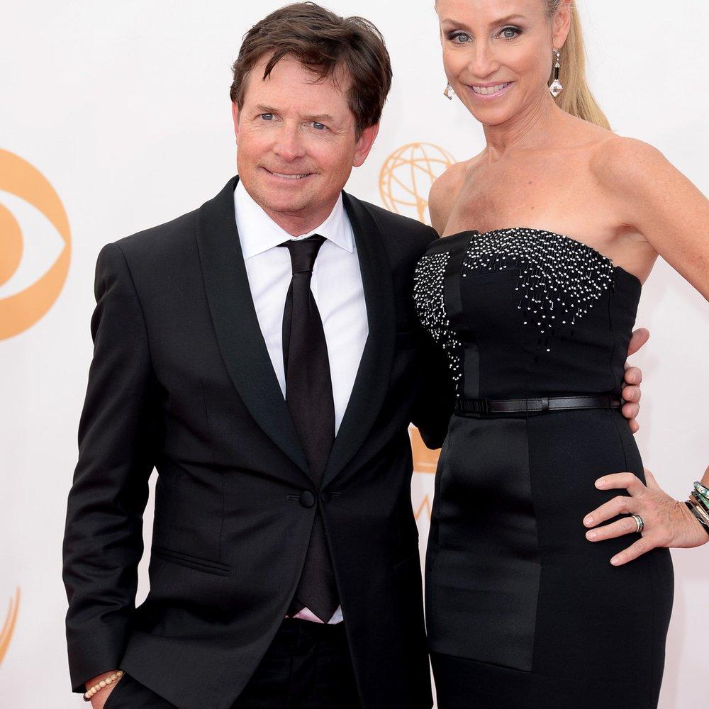 Michael J. Fox flüchtete sich in den Alkohol