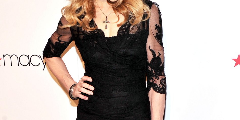 Madonna: Nackt-Foto wird versteigert