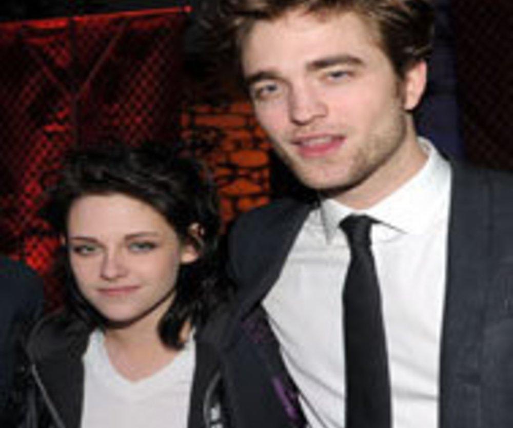 Robert Pattinson: Heimliche Hochzeit?