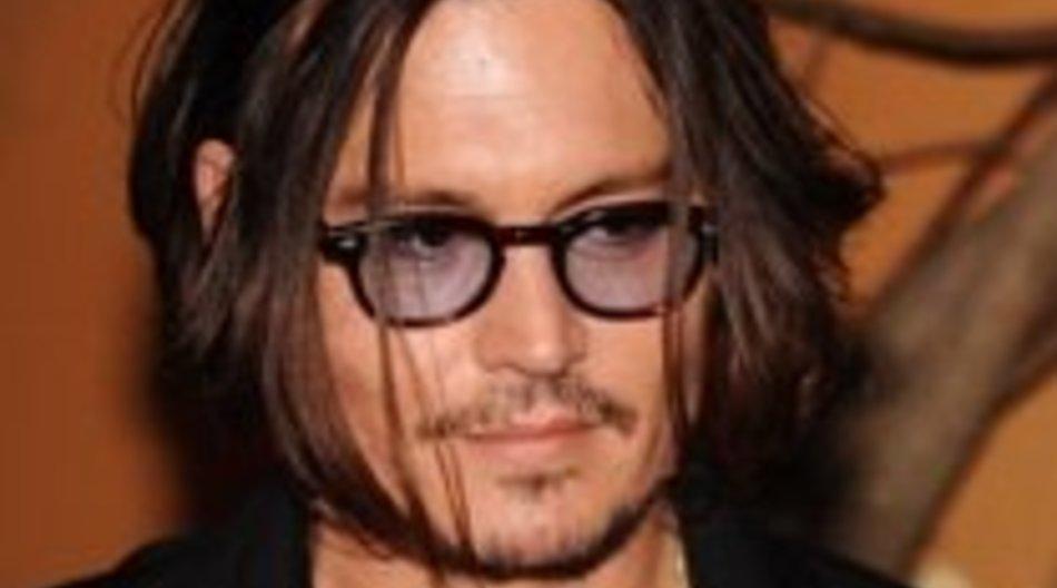 Johnny Depp: Aufregende Weihnachten