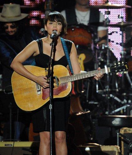Norah Jones ist eine amerikanische Sängerin und Schauspielerin