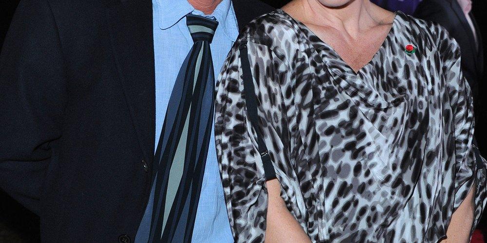 Jennie Garth möchte keine Beziehung mit Luke Perry