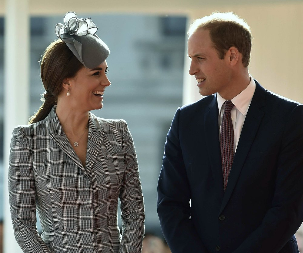 Kate Middleton und Prinz William: Liebesurlaub in Schottland