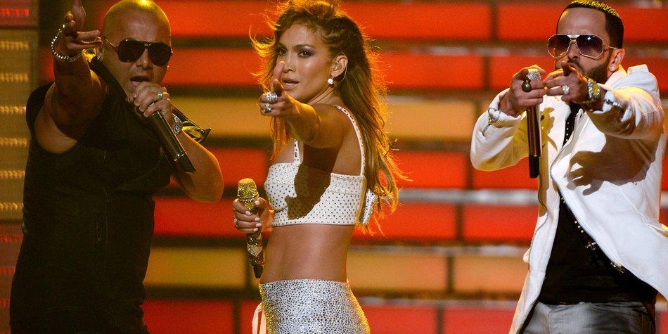 Jennifer Lopez kommt nach Deutschland
