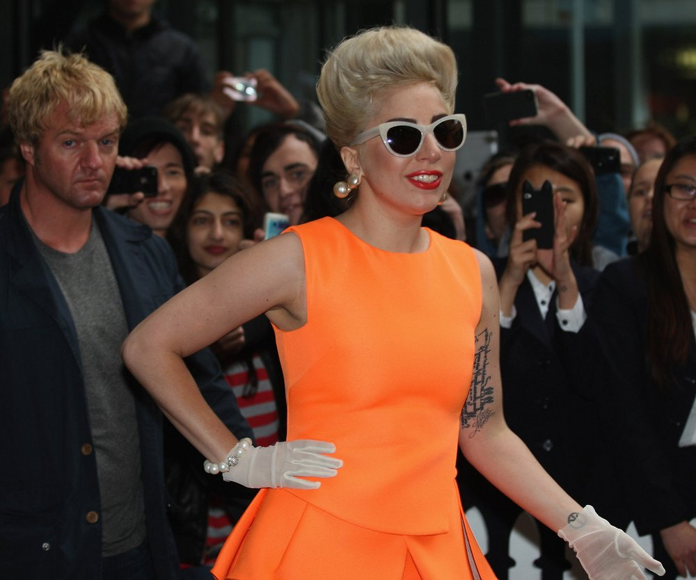 Lady Gaga liebt Sex am Strand