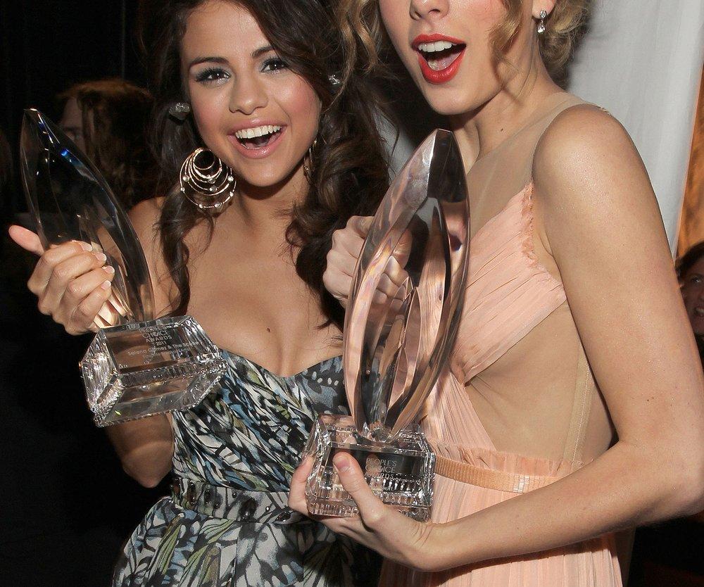 Taylor Swift: Streit mit Selena Gomez