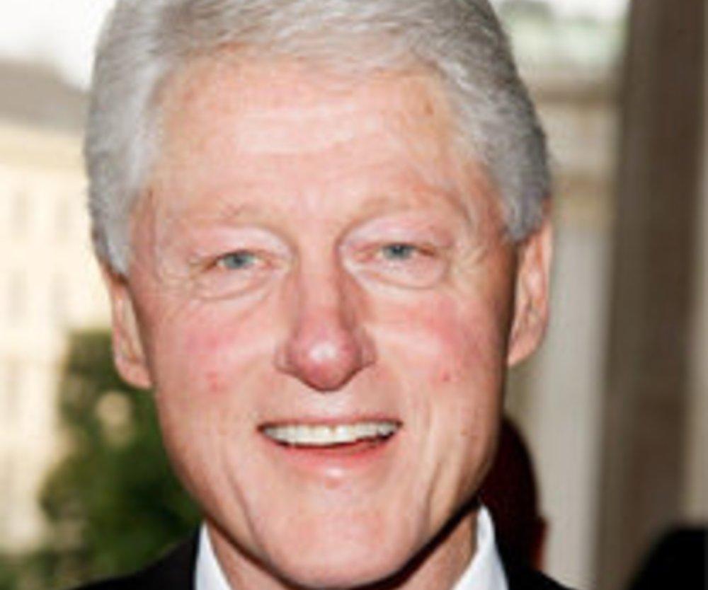 Bill Clinton: Dinner mit dem Ex-Präsidenten bei Ebay