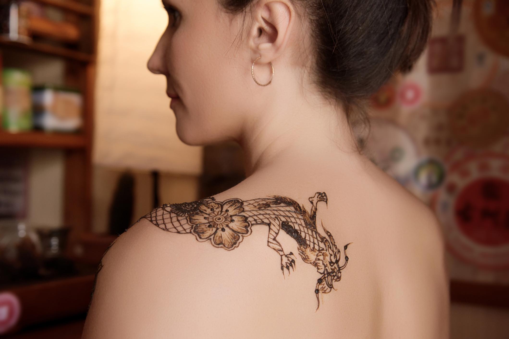 8 Vielfältige Motiv Ideen Für Dein Schulter Tattoo Desiredde