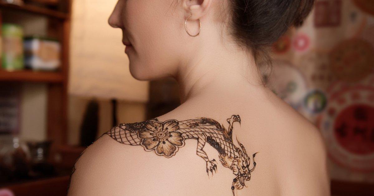 Tattoos für schulter schöne frauen 250+ Tattoos