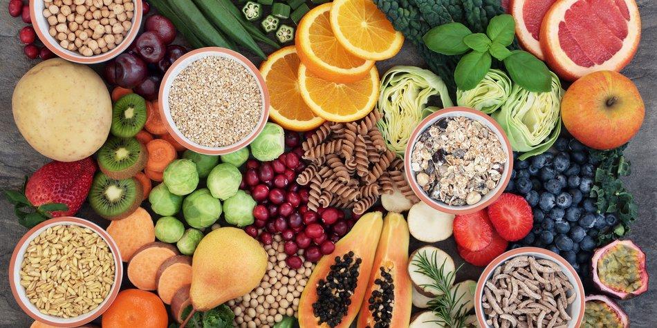 Liste: 10 Lebensmittel mit niedrigem glykämischen Index  desired.de