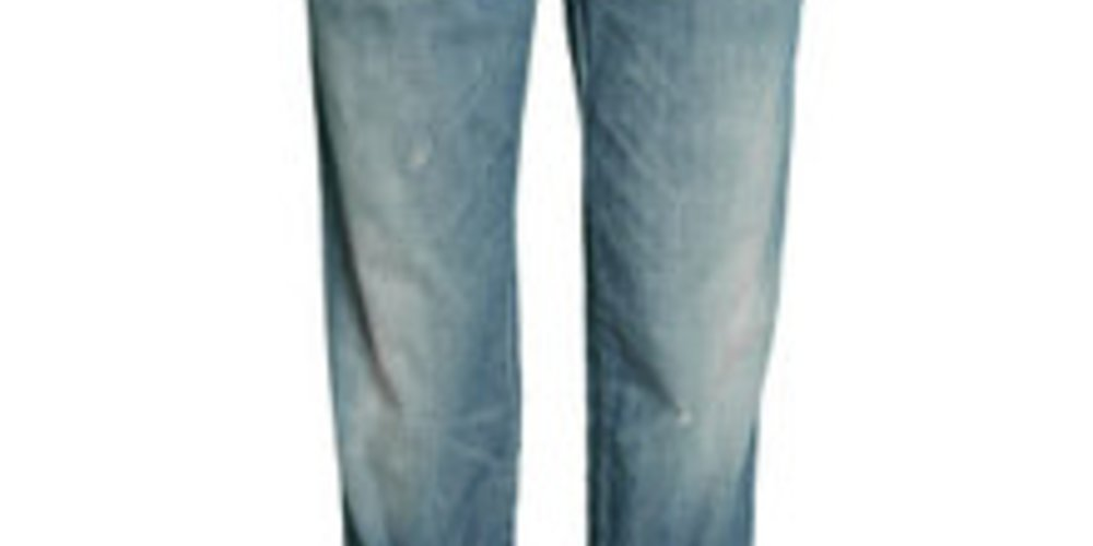 Diese Boyfriend-Jeans ist ein Style-Chamäleon.