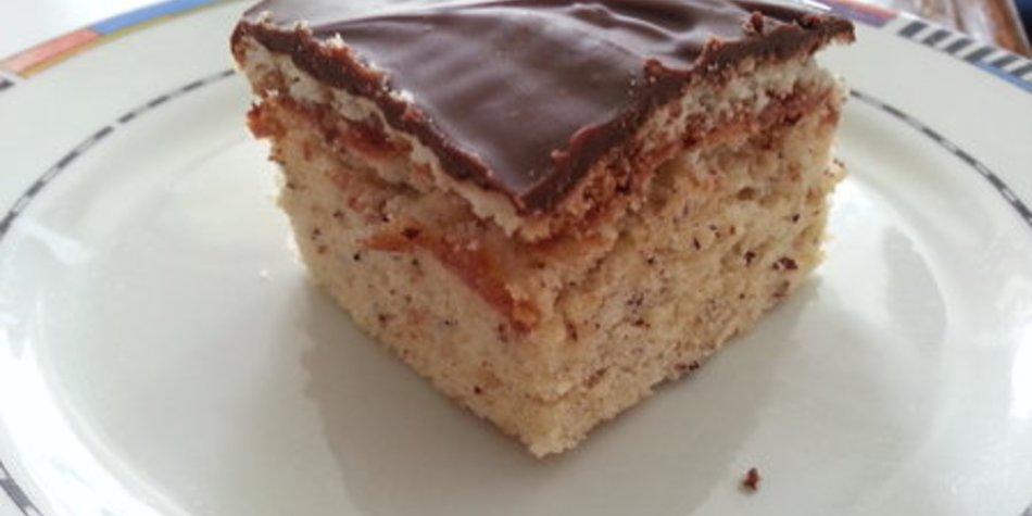 Nuss-Keks-Kuchen