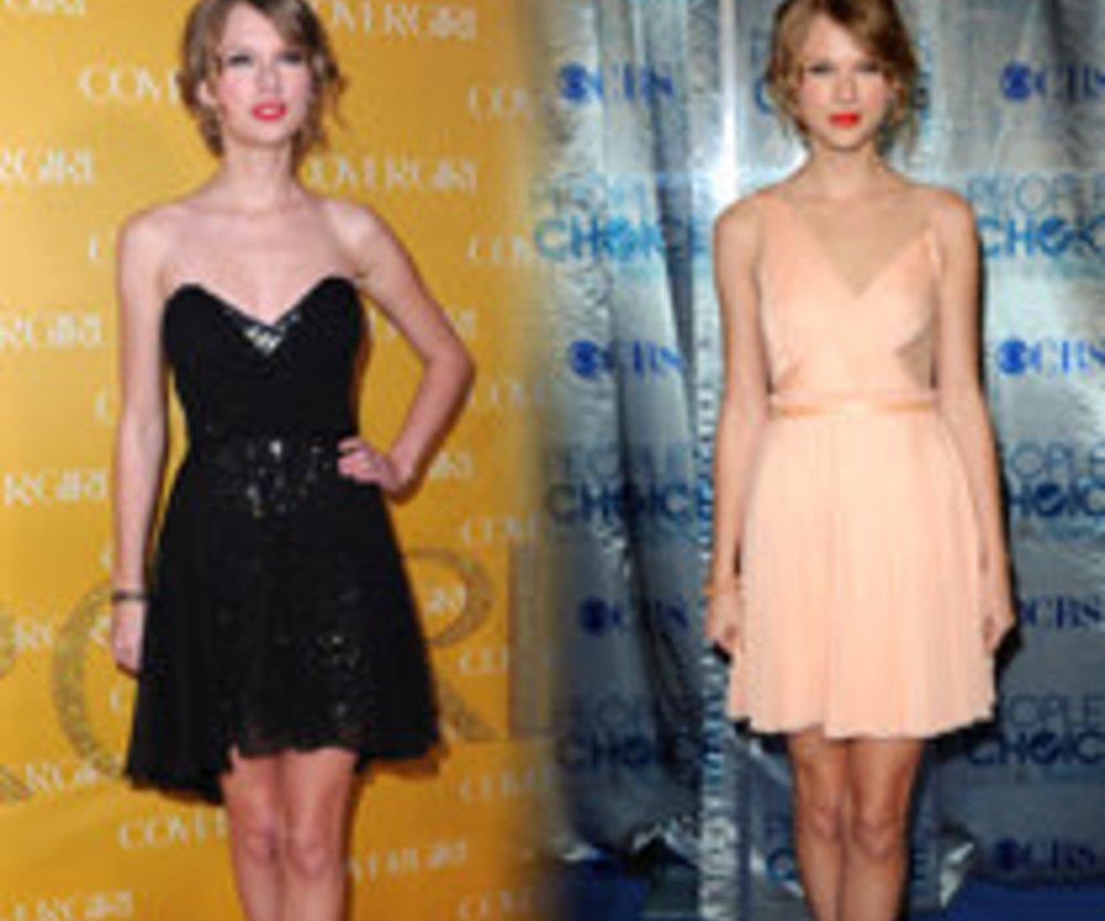 Taylor Swift im Modecheck