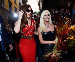 Donatella Versace: Lady Gaga ist Teil der Familie