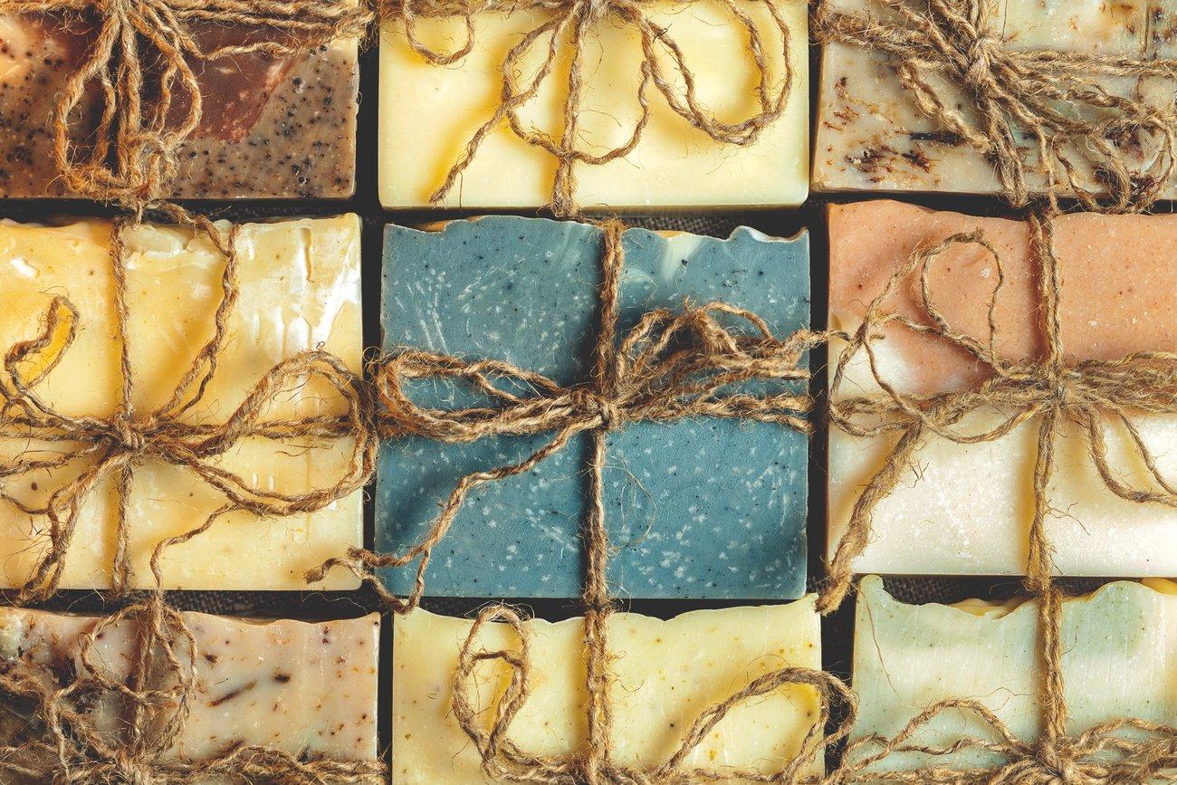 Zero Waste Beautyprodukte Handgemachte Seife