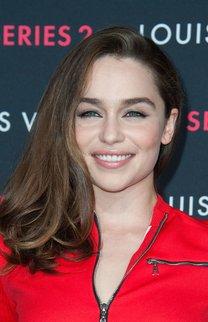 Emilia Clarke: Volles, offenes Haar