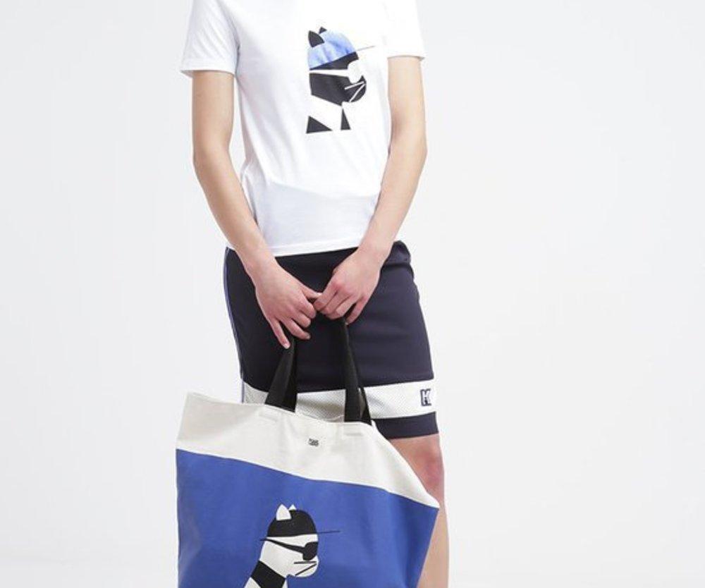 Karl Lagerfeld designt für Zalando